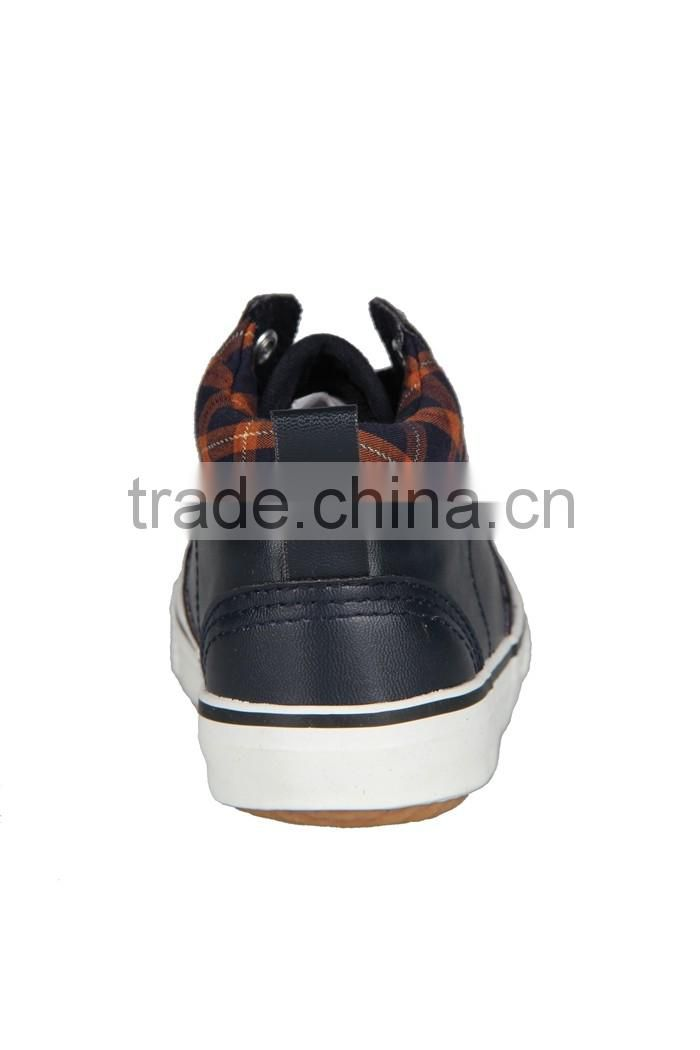 Leather Boys Men Fancy Boots Customized OEM Casual Shoes