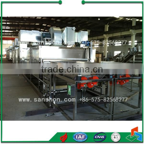 Advanced Sanshon SBJ belt type drying machine