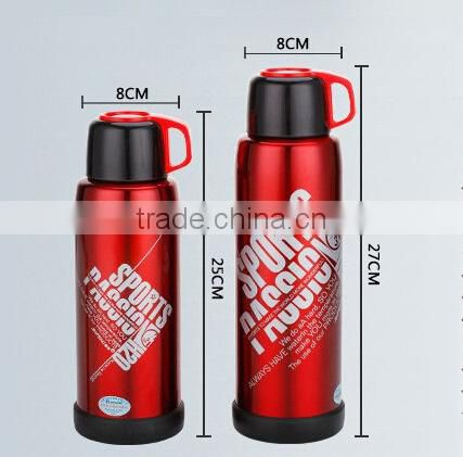 Double Structure Stainless Steel Vacuum Insulated Flask