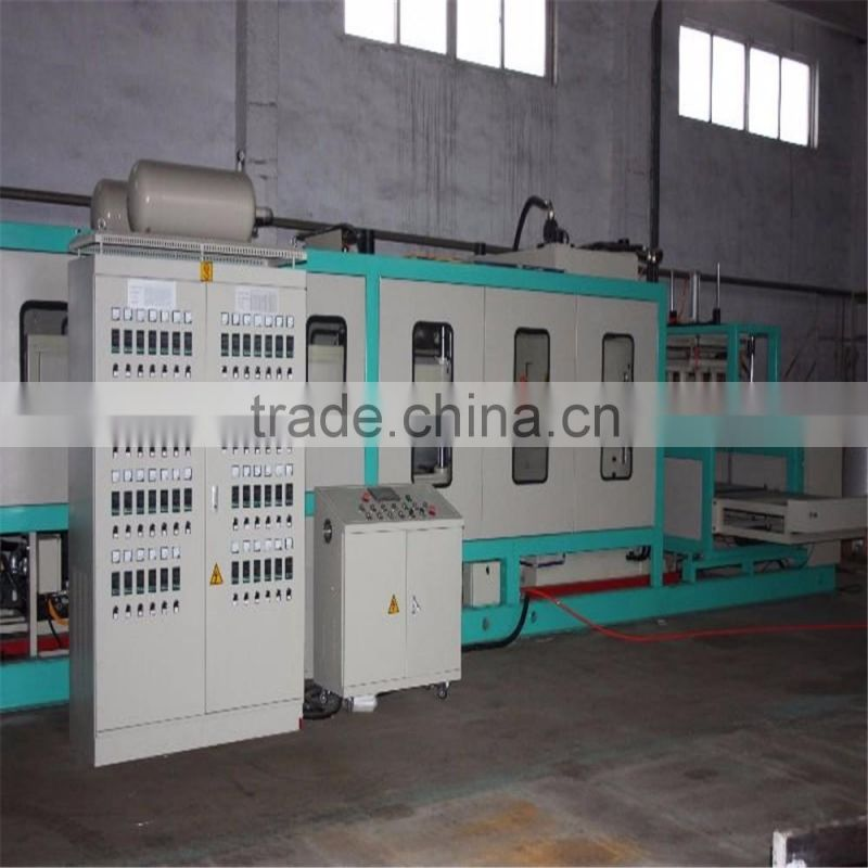 PS foam box making machine high quality Disposable Plate Making Machine