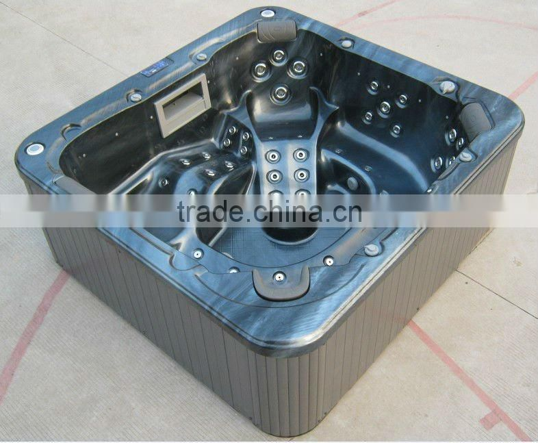luxurious garden whirlpool bathtub for 8 person hot spa tub balboa control system