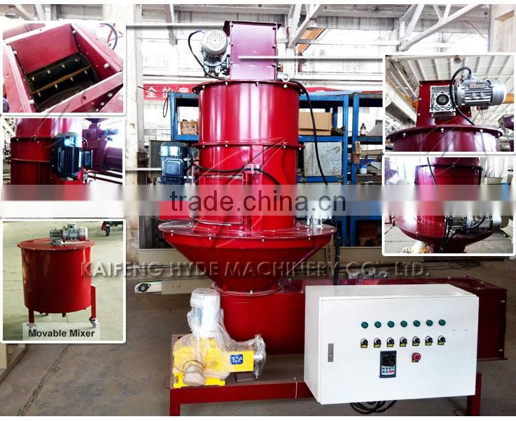 High efficent seed treatment machine for sale