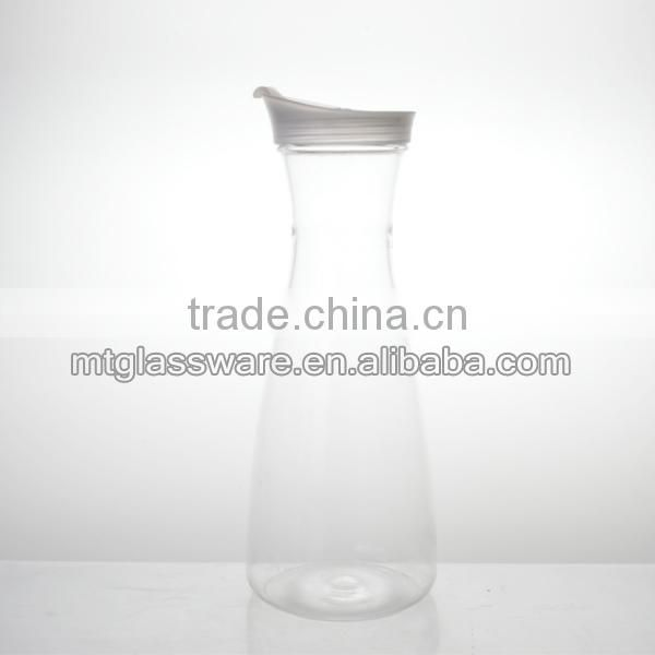 Plastic 1080ml Fruit Juice Bottle/Jug/Pot