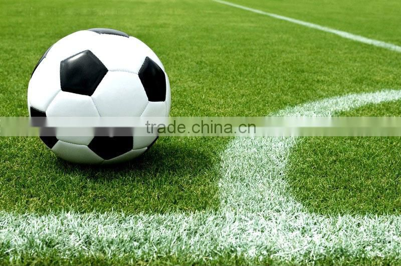 Chinese garden artificial grass W/U-shape decoration football artificial grass for futsal