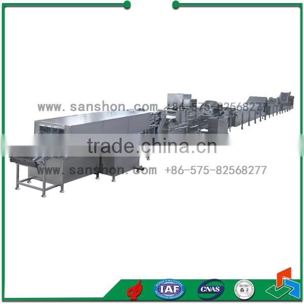 Sanshon SP Fruit and Vegetable Garden Bean Production Line