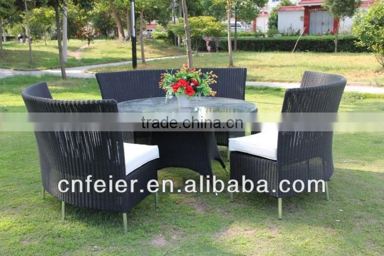 New design garden table chairs sale usa
