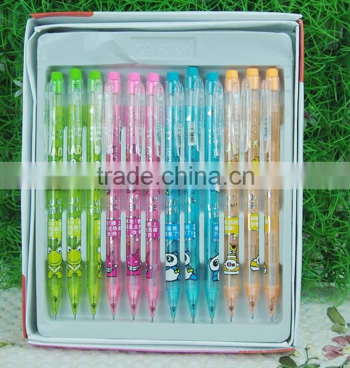 cheap price plastic mechanical pencil , free mechanical pencil samples for students