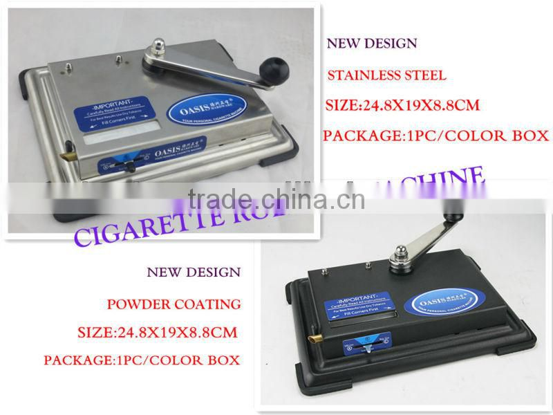manual cigarette making machine make your own cigarettes
