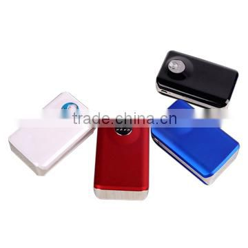 Portable Power Bank Backup 7800 mAh Mobile USB Battery Charger For Cell Phone