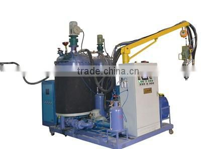 Auto floral foaming machine