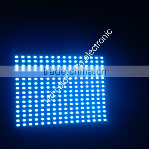 5050 rgb 16*16 ws2811 strip led video show