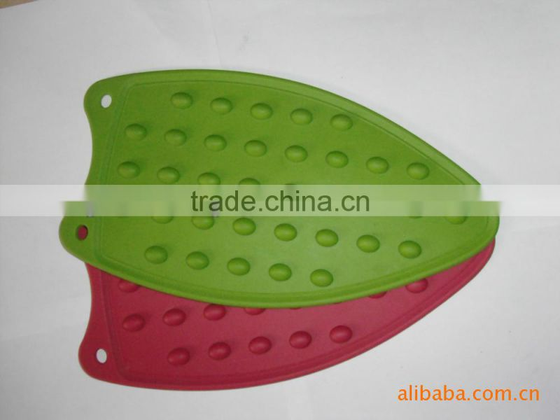 household of silicone iron mat