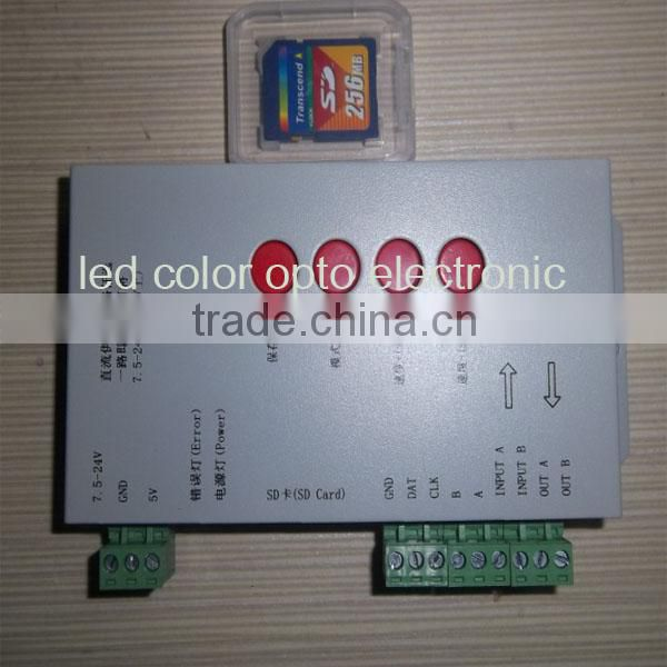 led control card to addressable led strip lpd8806 ws2801 ws2811 controller
