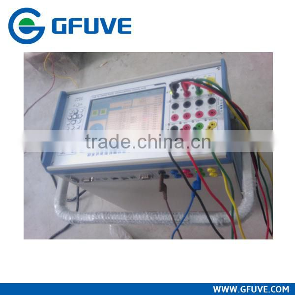 Starting Circuit Breaker measurement analysis instrument