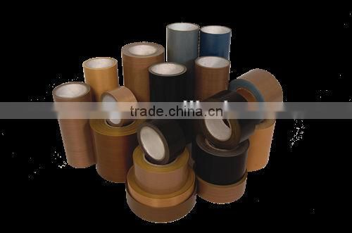 teflon glass fiber tape can Teflon Coated Glass Tape ptfe tape