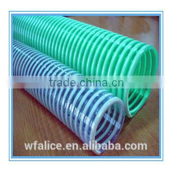 PVC suction hose making machine - exhaust hose production line