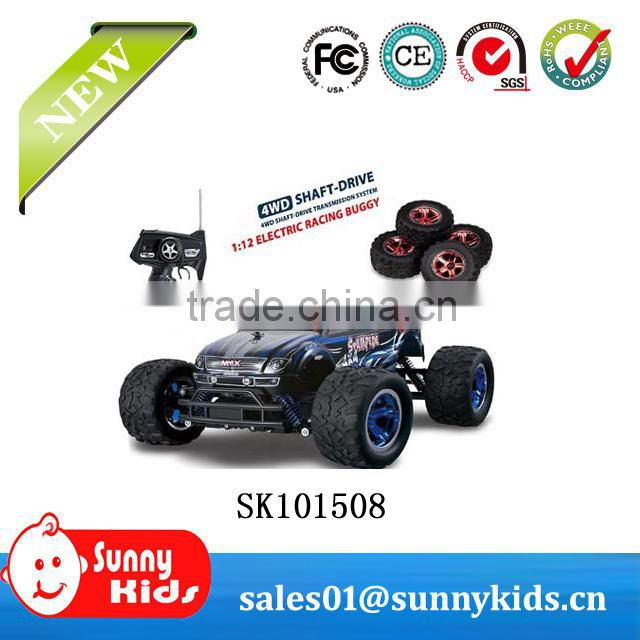NEW 6 channel rc engineering vehicle for sale