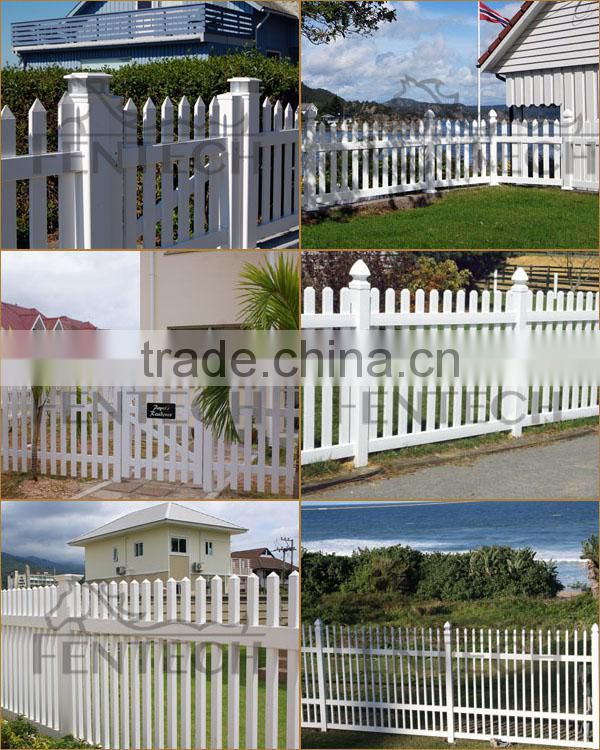 High quality cheap composite fence pickets