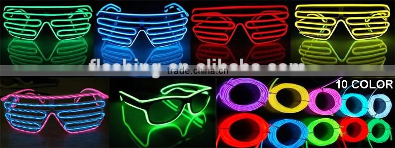 COSPLAY newest sound activated sunglasses