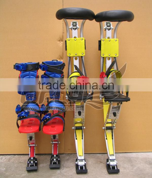 New Generation Kids Skyrunner Jumping Stilts