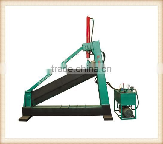 High-efficiency fast log splitter