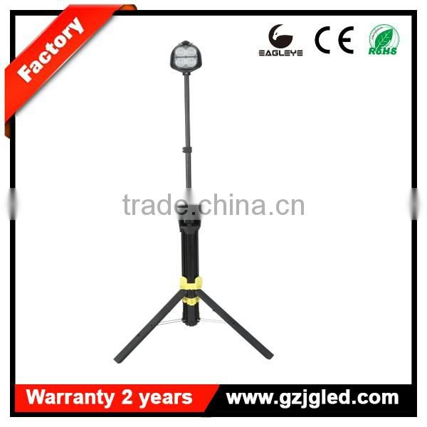 remote area lighting 20W led portable work light with tripod