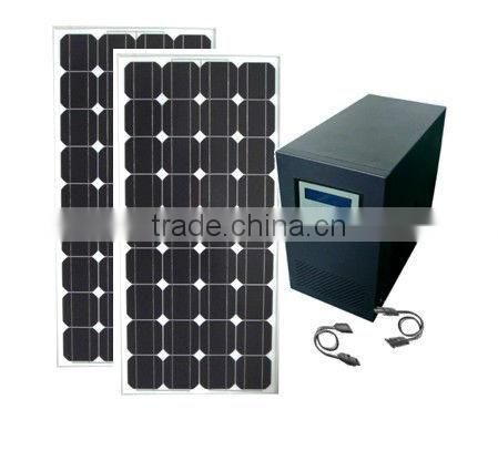 800w Complete with battery and brackets solar home system