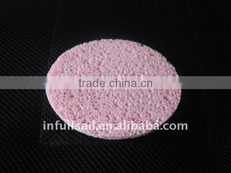 face cleansing sponge cellulose facial sponge cosmetic and makeup accessories