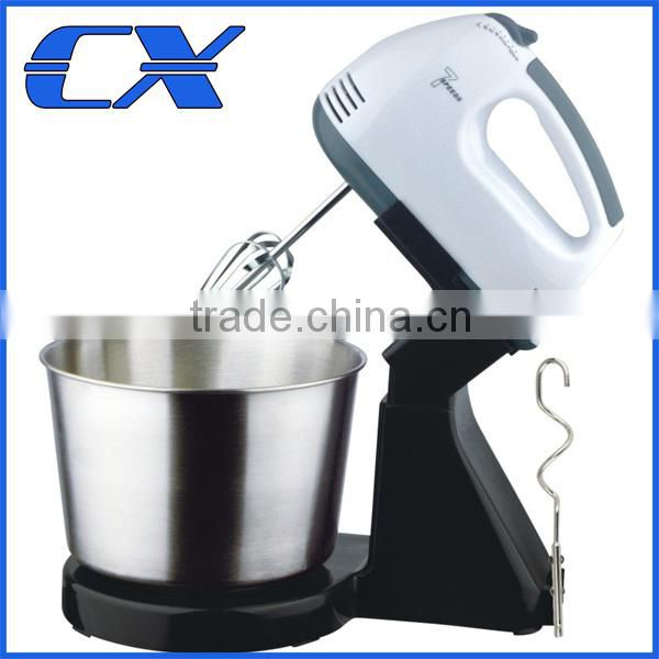 200W Home Used Stand Mixer With Bowl