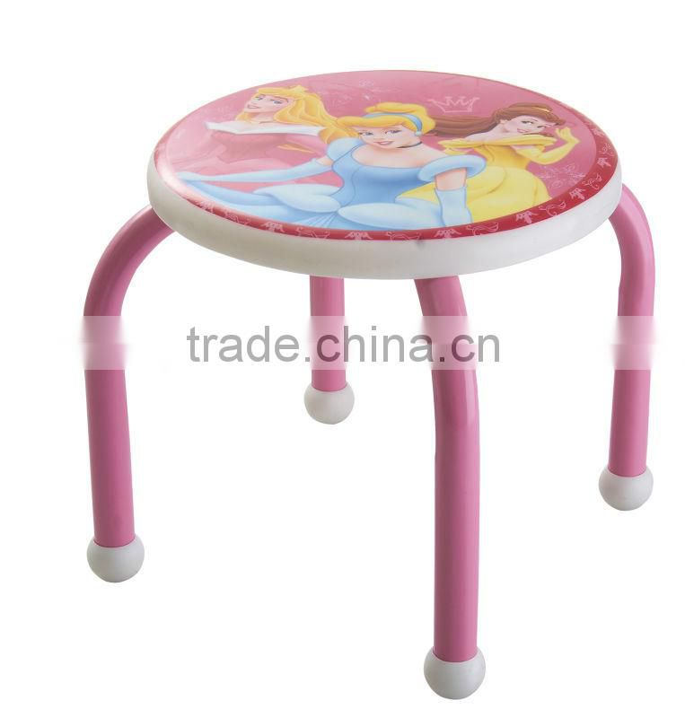 cartoon design kids stool