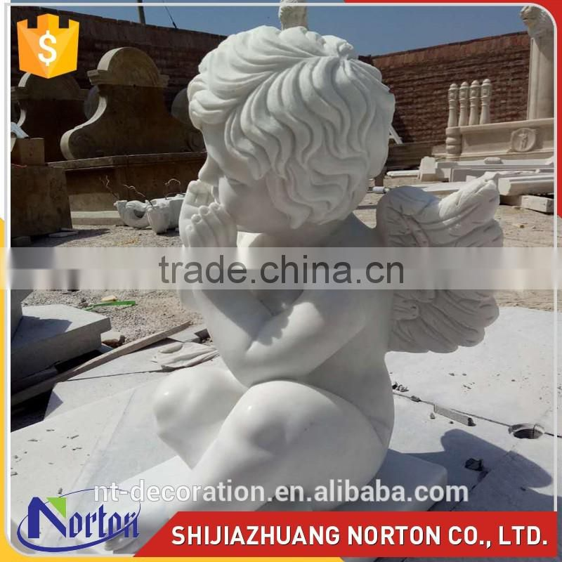 Norton hand craft outdoor marble religious pieta statues for sale NTMS-R069Y