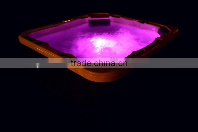 8 Person Party Massage Spa/Outdoor Hottub/european style massage bathtub -A860