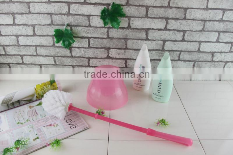 More style of good quality flush flower/cartoon toilet brush