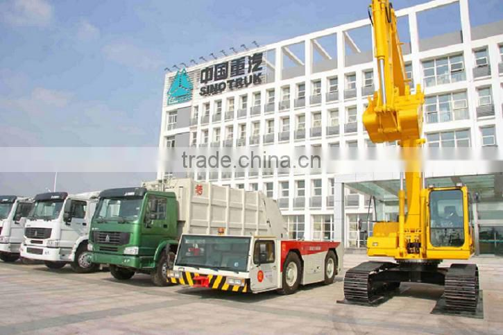 QINGZHUAN small volume Compression Garbage Truck