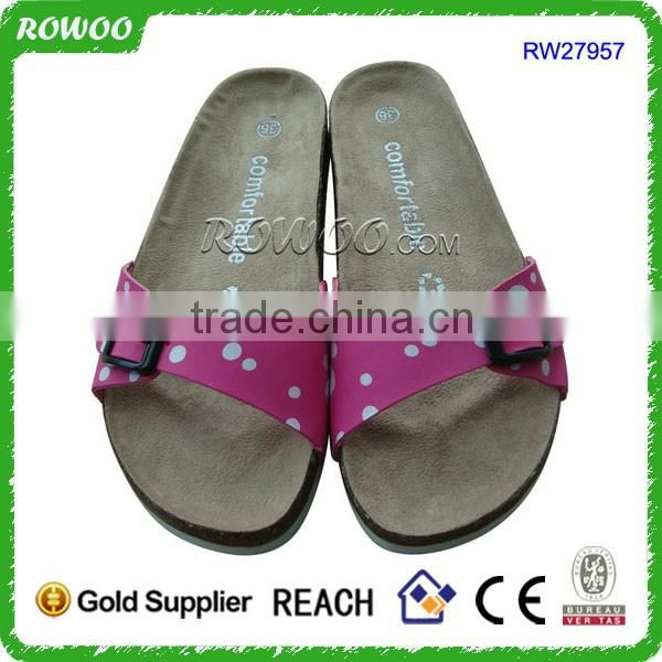 High quality upper leather womens clogs, wholesale wooden clogs EVA sandals clogs