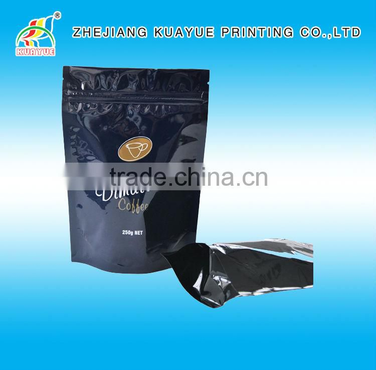 Customized Hot Sale Resealable Coffee Bag, Stand up Coffee Bag, Pillow Coffee Bag