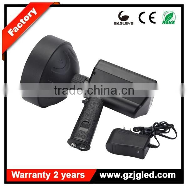 Guangzhou led night hunting torch light Powerful portable led super bright outdoor lighting 36w