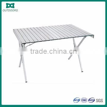 aluminum top folding table camping table outdoor table furniture