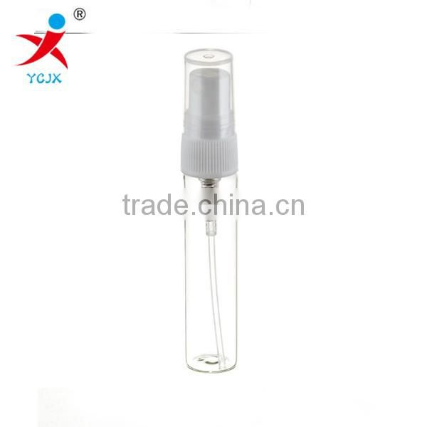 20ml Nasal Spray Glass Bottles with Nasal Spray Tops
