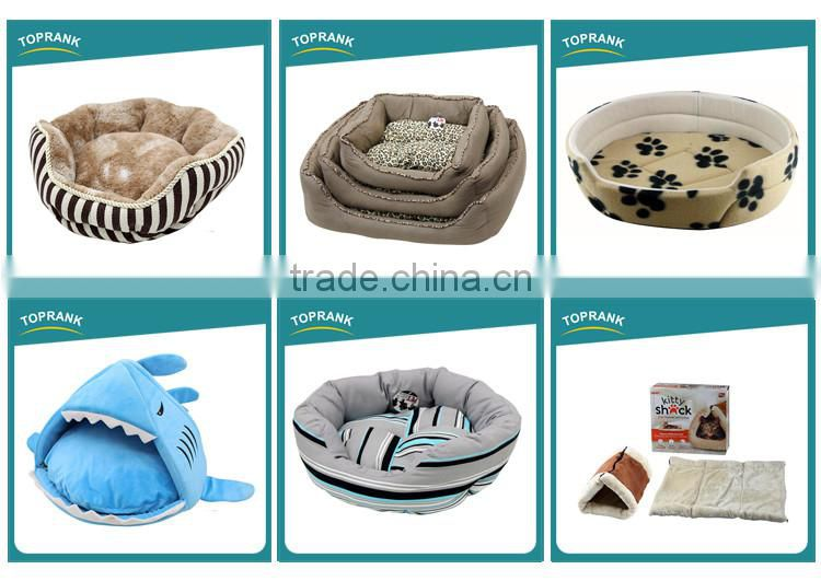 Hot sale red removable metal frame washable waterproof dog bed