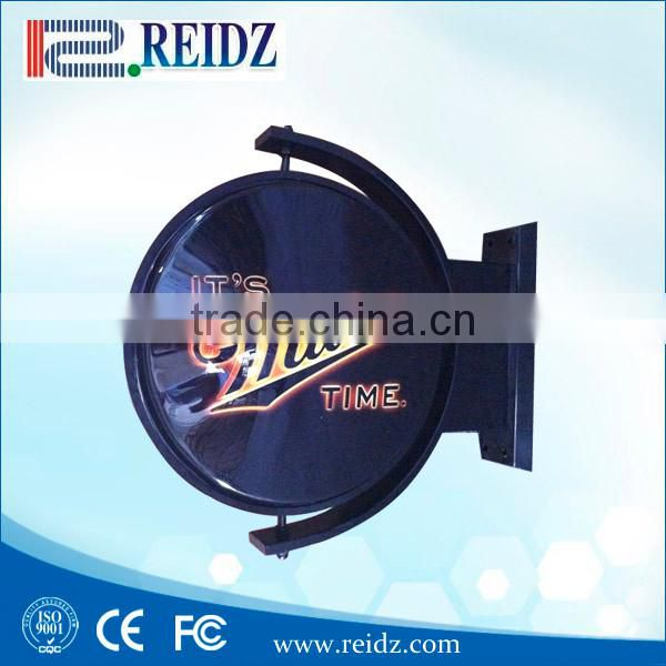 Display Circular Light Box Round Light Box