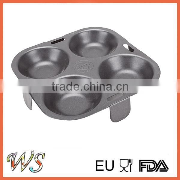 12 Cups Carbon Steel Fried Pan