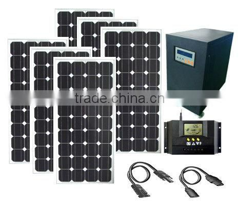 Bestsun CE TUV prove 3000w solar and wind power generator One of the The top ten selling products