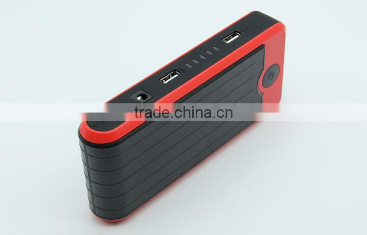 High quality emergency car jump starter 12000mah