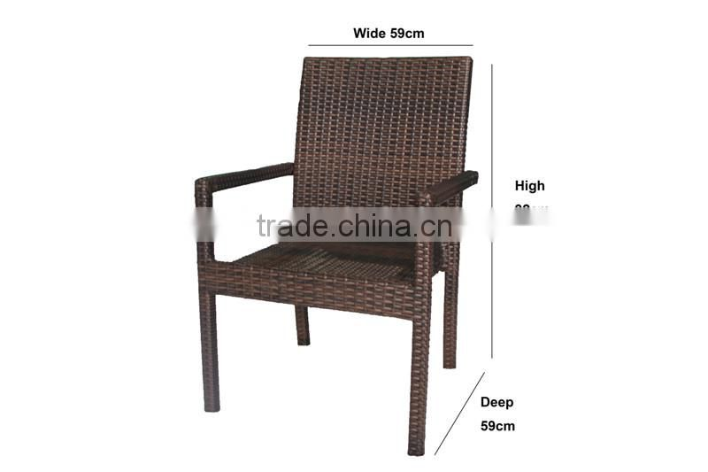 Rattan Indoor Chair Venice Style Living Room Leisure Chair