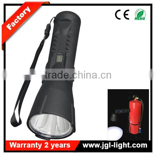Portable rotating emergency light 5JG-9915 rechargeable Area industrial safety flashlight