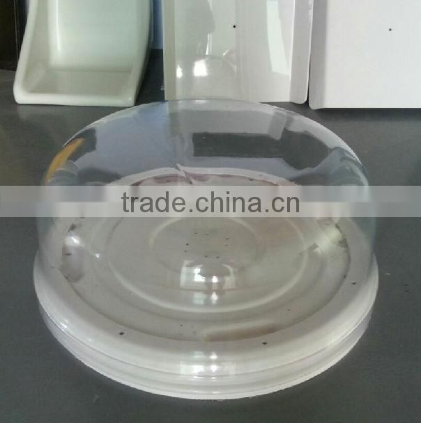 Clear PC vacuum formed advertising products