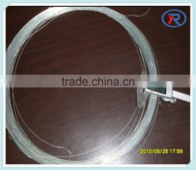 gi wire manufacturer/low carbon steel wire /pure zinc wire