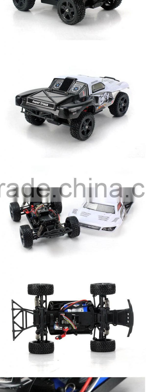 1:16 Electric Rc Car High Speed Monster truck Super Power Ready to Run