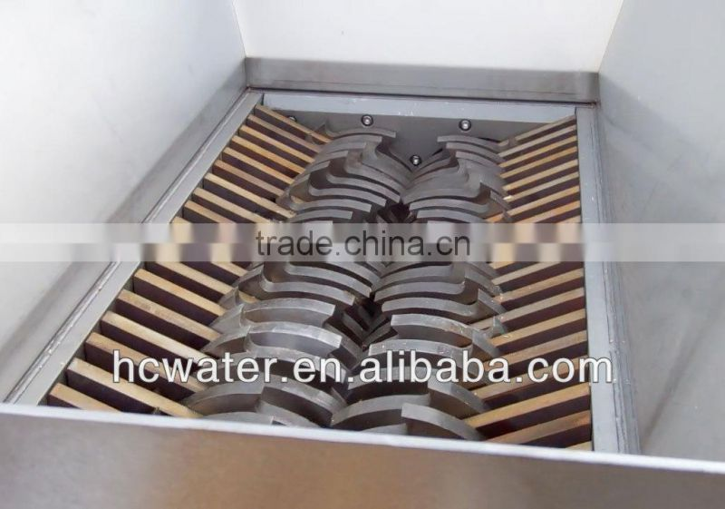 Industrial waste shredder with good quality